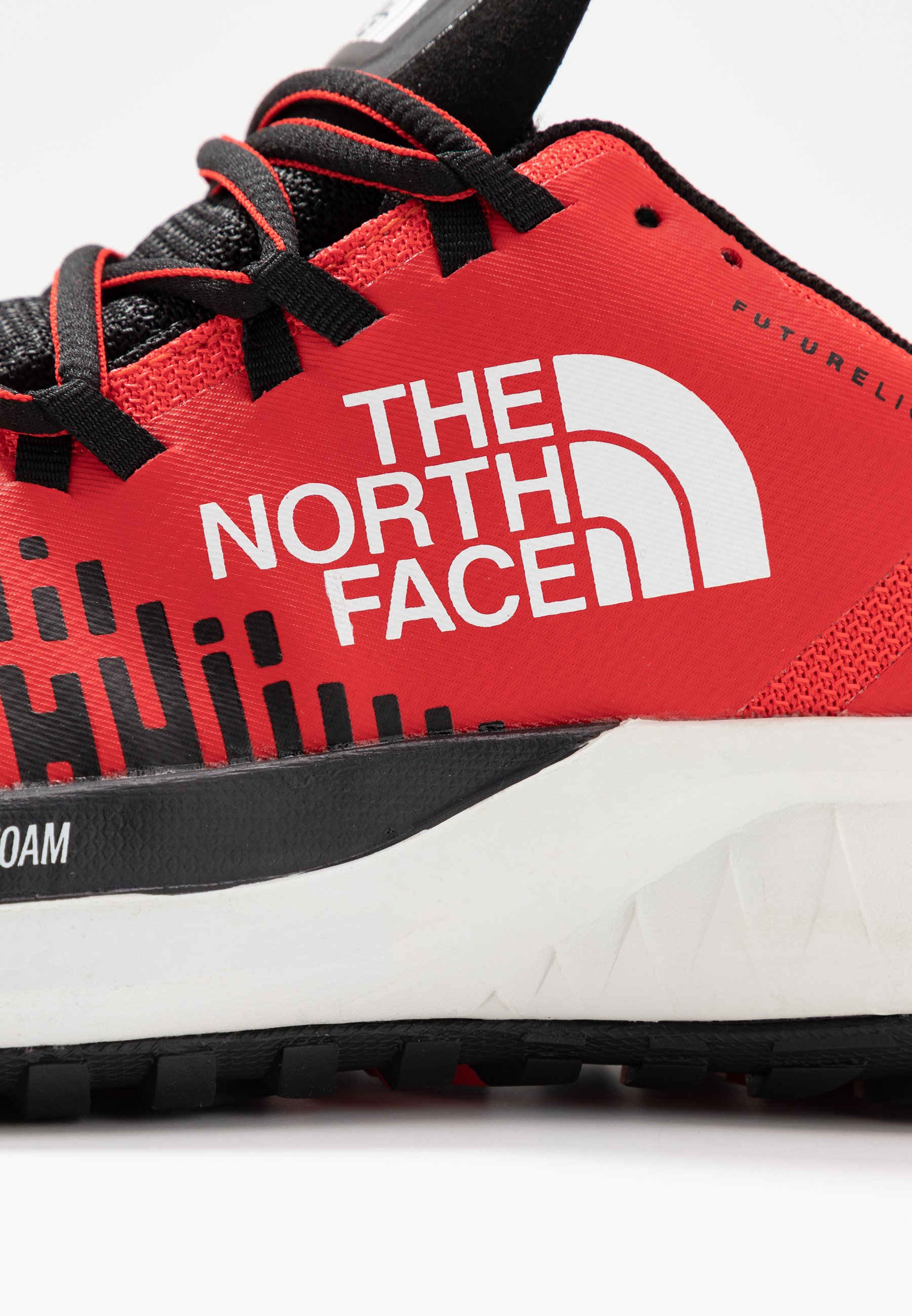 The North Face Løpesko for mark fiery redthe north face
