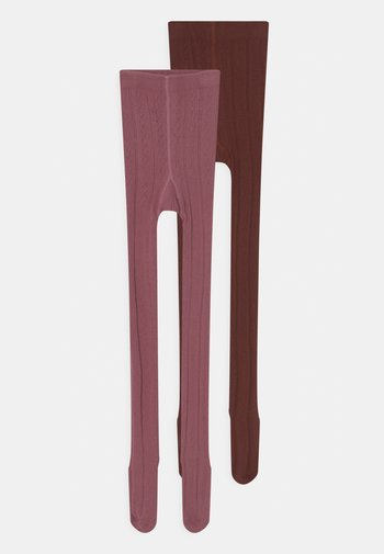 2 PACK - Tights - multi-coloured
