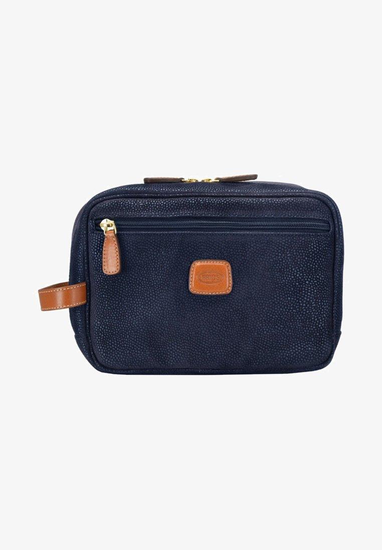 Bric's - Wash bag - blue
