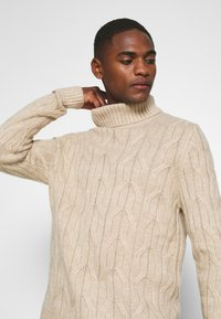 Pier One - Strickpullover - off-white - 3