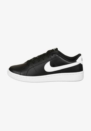 COURT ROYALE - Sneakers laag - black/white