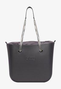 O Bag - Tote bag - grafite - 0