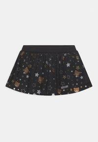MOSCHINO - SET - Mini skirt - black - 2