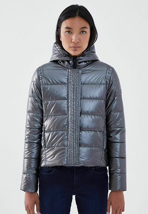 Winter jacket - argent