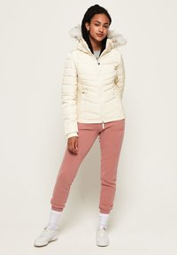 Superdry - Light jacket - off-white - 0