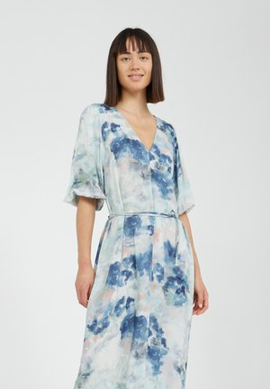 TYRAA - Maxi dress - foggy blue