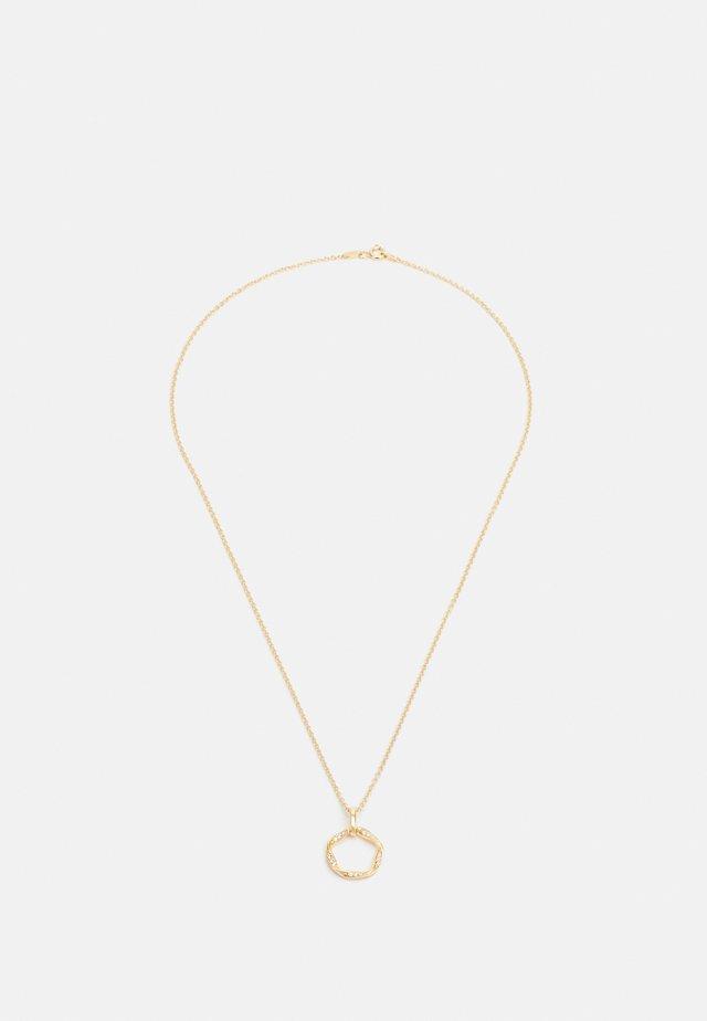 CETARA PICCOLO PENDANT - Necklace - gelbgold-coloured