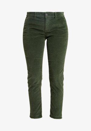 SELINA - Pantalon classique - military