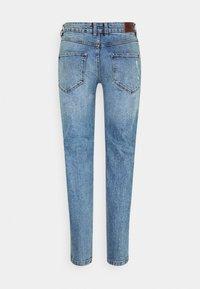 Redefined Rebel - STOCKHOLM DESTROY - Slim fit jeans - pearl blue - 6