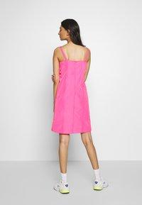 HOSBJERG - SABRINA DRESS - Denní šaty - pink - 2