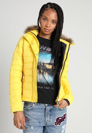 FUJI  - Light jacket - blazing yellow