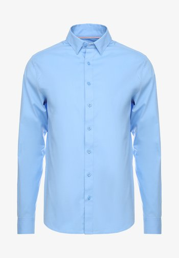 TYLER - Kostymskjorta - light blue