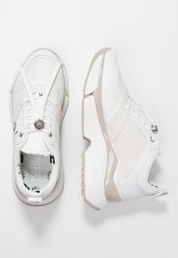 KARL LAGERFELD - AVENTUR MID LACE - Trainers - white - 3