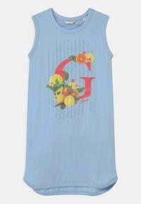 Guess - JUNIOR STRETCH - Jersey dress - starlight blue - 0
