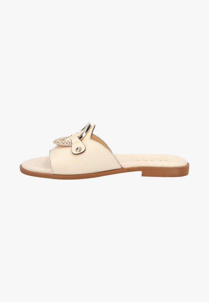 Scapa - Mules - beige