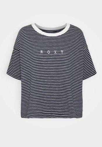 INFINITY IS BEAUTIFUL - Print T-shirt - mood indigo