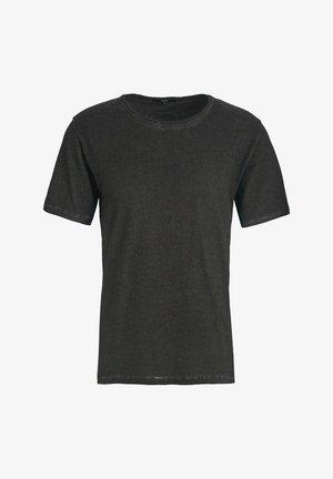 LAFAN - Basic T-shirt - vintage stone grey
