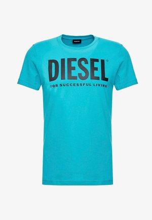 T-DIEGO-LOGO - T-shirt med print - green