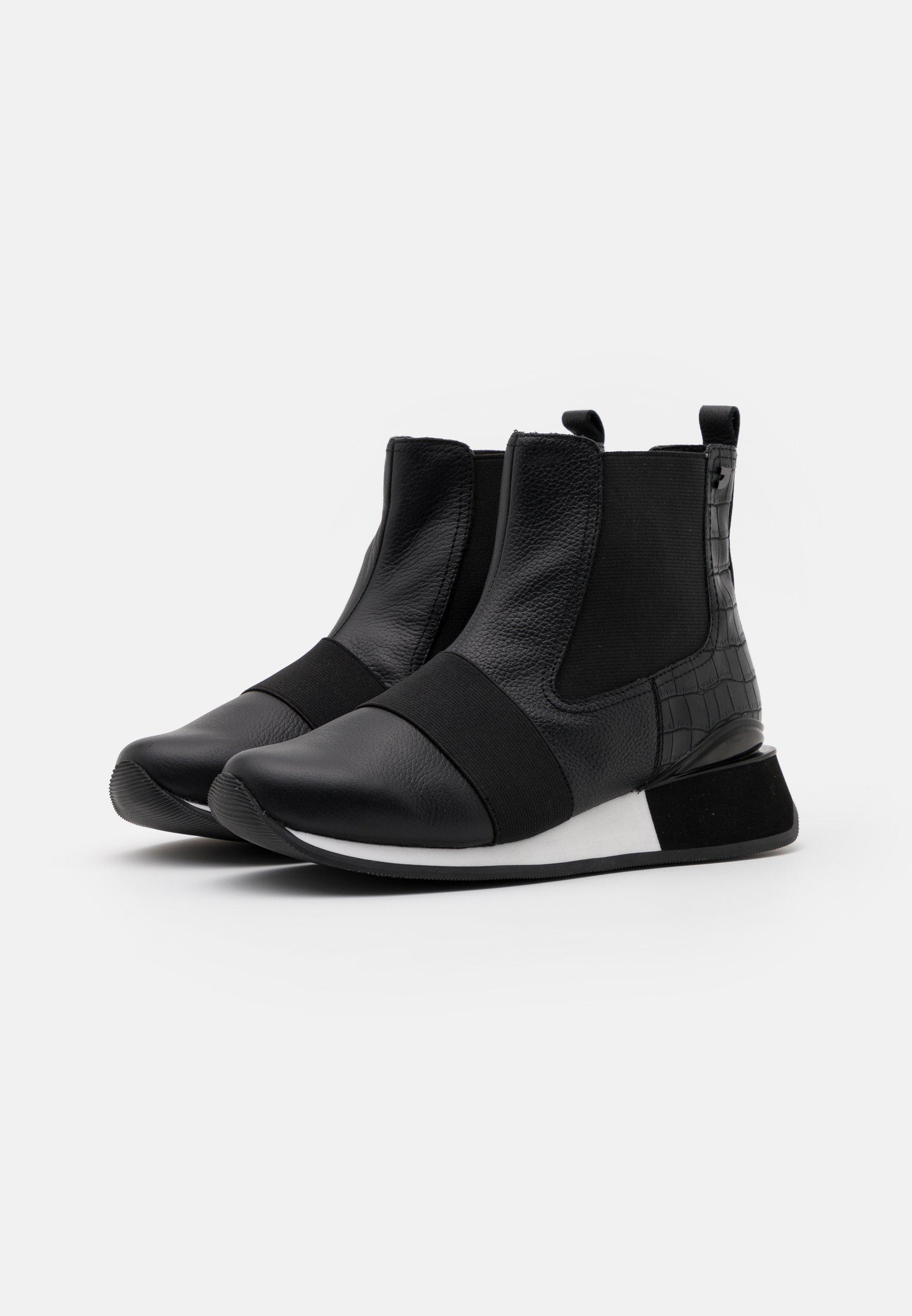 Gioseppo EGGESIN Ankle Boot black/schwarz