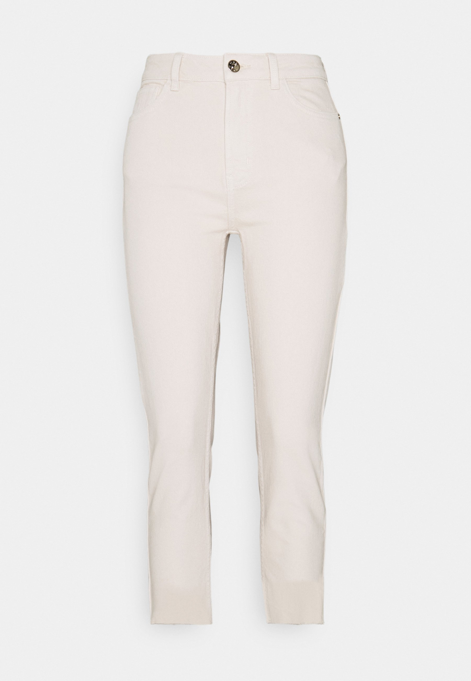 Women ONLEMILY LIFE RAW - Straight leg jeans