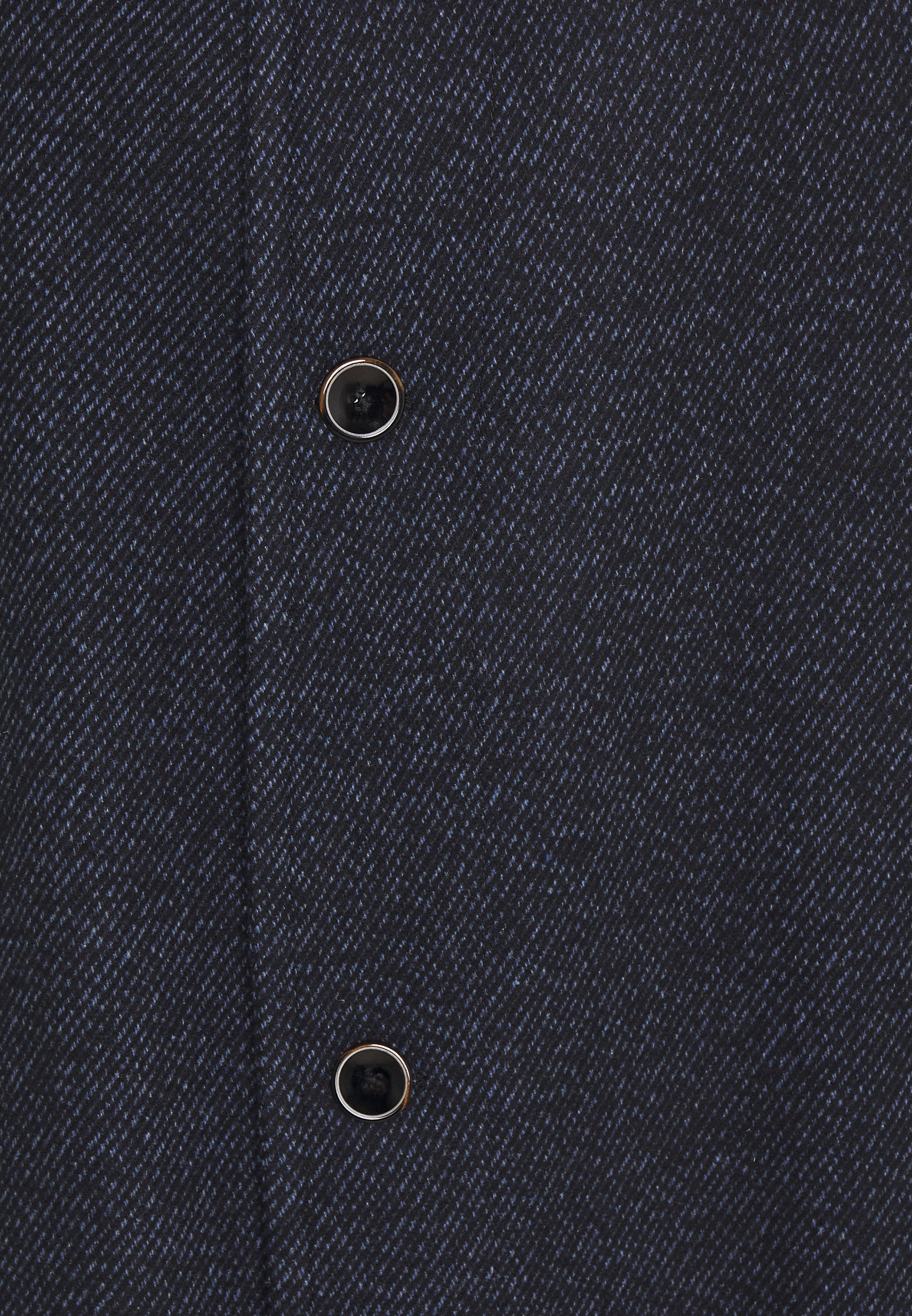 Bugatti Wollmantel/klassischer Mantel - dark blue/dunkelblau - Herrenwinterkleidung yihuG