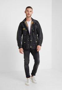 Barbour - INTERNATIONAL ORIGINAL - Summer jacket - black - 1