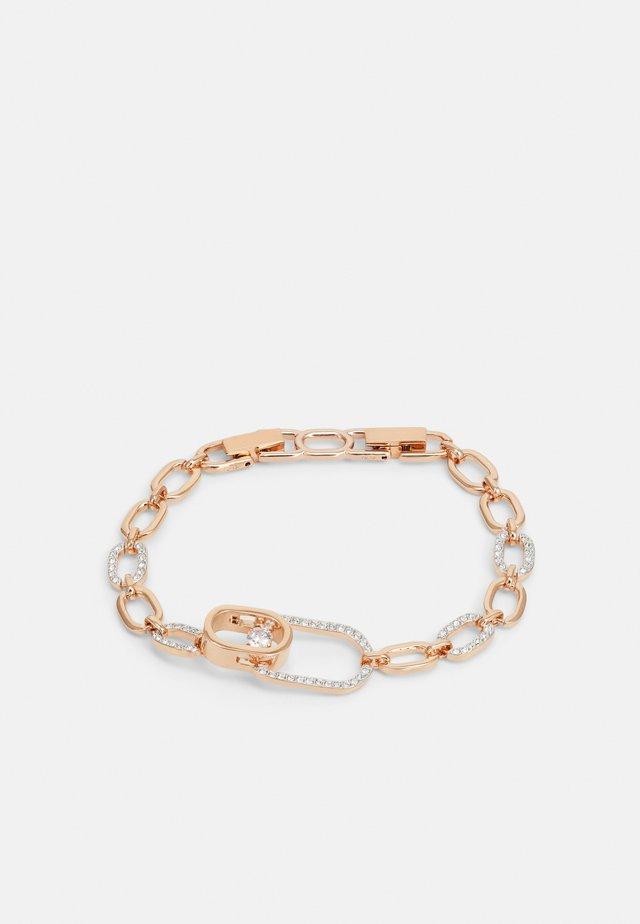 SPARKLING BRACELET NORTH - Bracelet - rose-gold-coloured