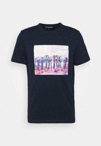 TEE - T-shirt con stampa - midnight