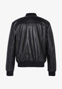 Schott - Kožená bunda - noir - 1