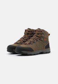 CMP - SHELIAK TREKKING SHOES WP - Chaussures de marche - torba - 1