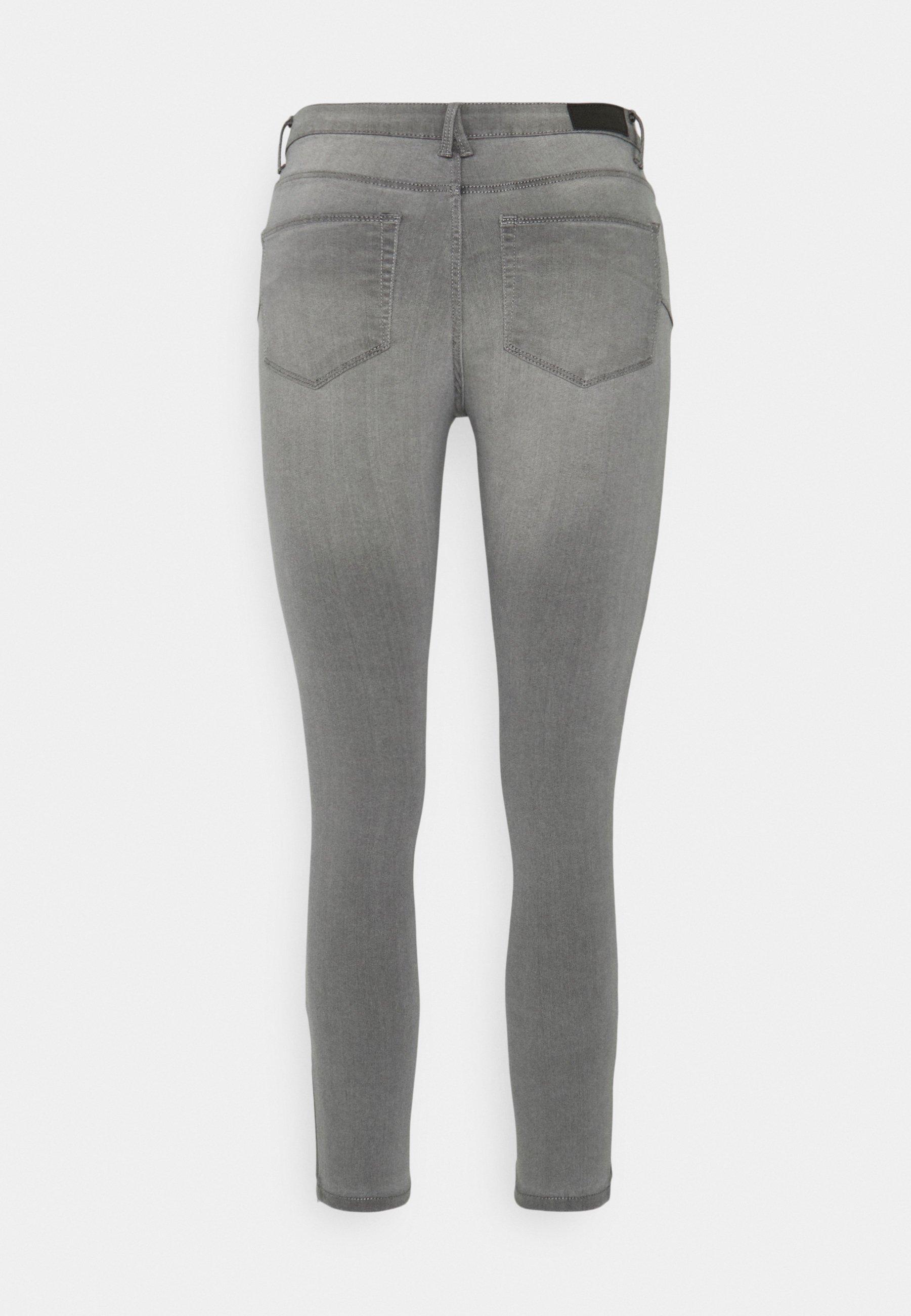 Donna VMTILDE ANK ZIP - Jeans Skinny Fit