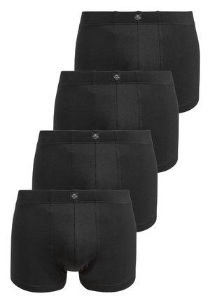 FOUR PACK - Boxer shorts - black