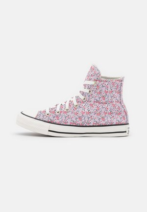 CHUCK TAYLOR ALL STAR - Baskets montantes - vintage white/pink foam/infinite lilac