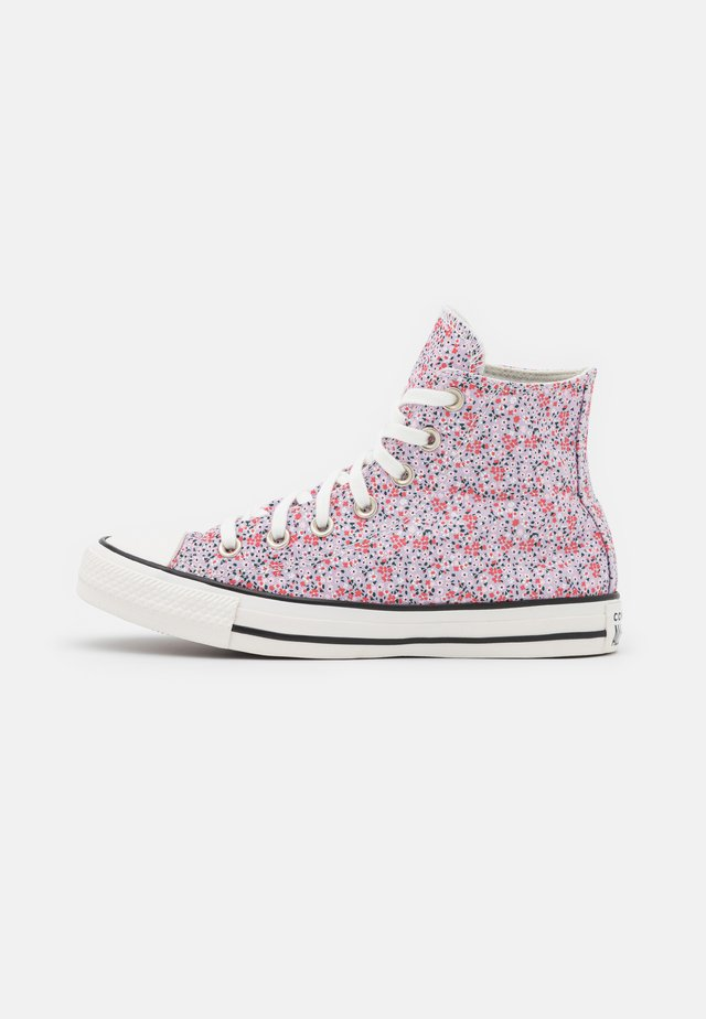 CHUCK TAYLOR ALL STAR - Sneakers hoog - vintage white/pink foam/infinite lilac