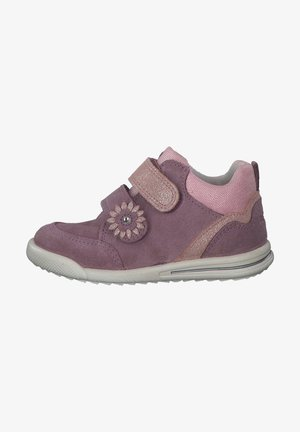 Baby shoes - lila rosa