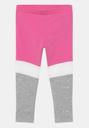 TODDLER - Leggingsit - neon pink