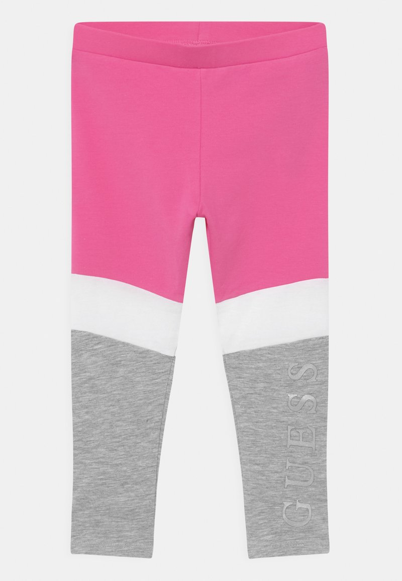 Guess - TODDLER - Leggings - Trousers - neon pink