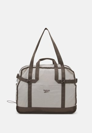CLASSIC TAILORED PACKABLE GRIP SEASONAL UNISEX - Sports bag - sand stone