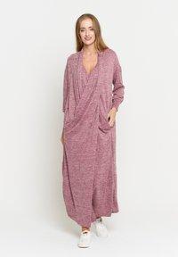 Madam-T - FEMIDA - Maxi dress - rosa - 0