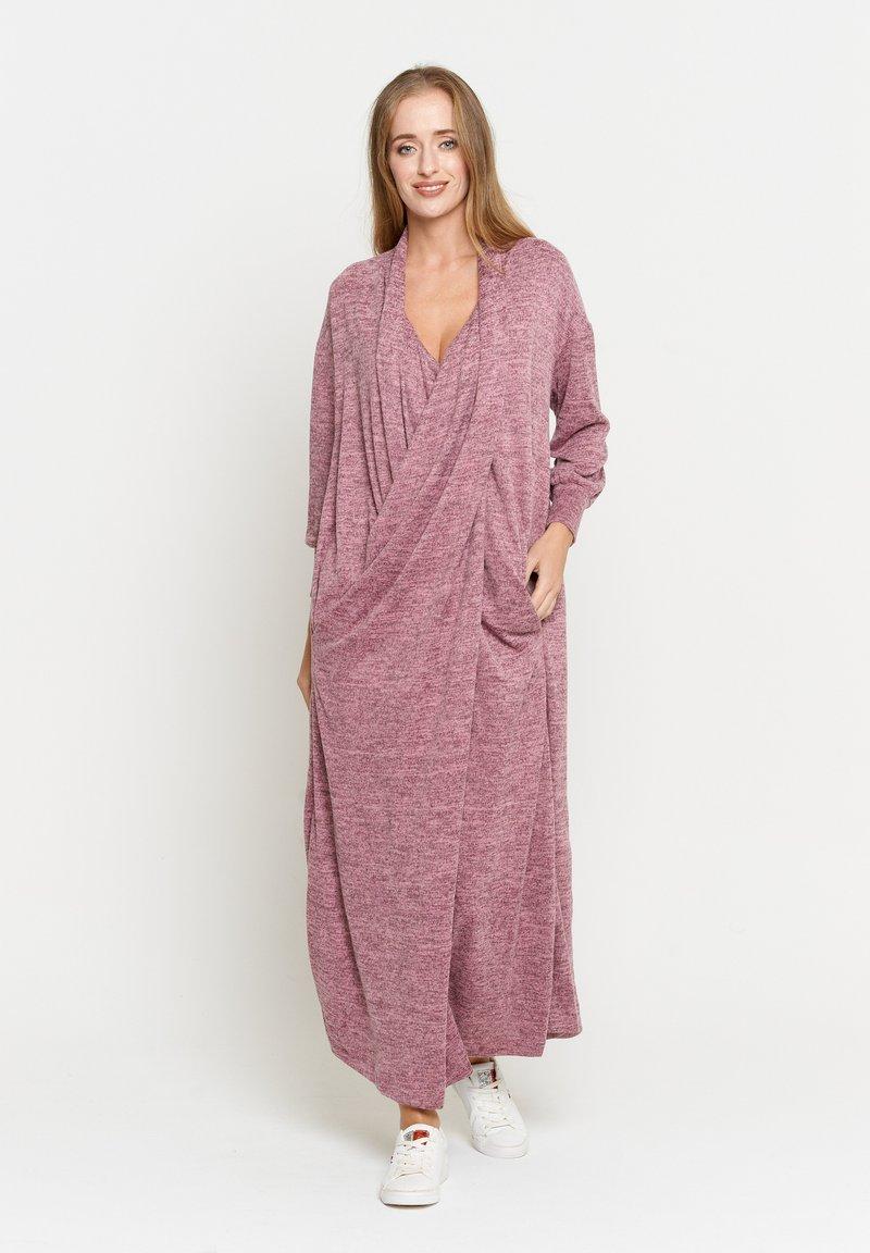 Madam-T - FEMIDA - Maxi dress - rosa