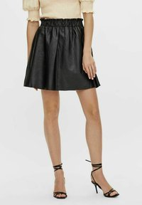 YAS - YASRORI - A-line skirt - black - 0
