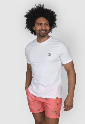 BONSAI - T-shirt basic - white