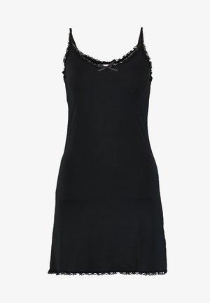 LISE UNDERDRESS - Žerzejové šaty - pitch black