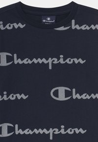 Champion - LEGACY AMERICAN CLASSICS CREWNECK UNISEX - T-shirt imprimé - dark blue - 2