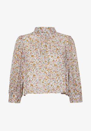 STEPHANIE COAST FLORAL BLOUSE - Blůza - white