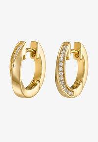 JETTE - Earrings - gold-coloured - 1