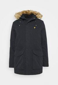 WINTER WEIGHT - Winter coat - dark navy