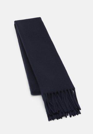SHABO UNISEX - Scarf - dark blue