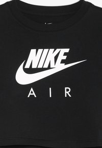 Nike Sportswear - TEE AIR CROP - T-shirt print - black - 3