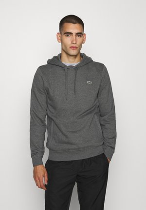 CLASSIC HOODIE - Hoodie - pitch chine/graphite sombre